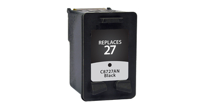 HP27 C8727AN ---BLACK (Item#637)... (INK REFILL)